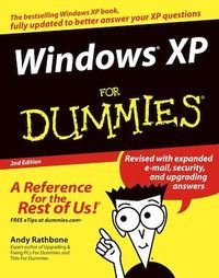 Vignette du livre Windows XP For Dummies