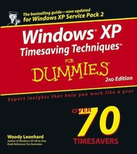 Vignette du livre Windows® XP Timesaving Techniques<small>TM</small> For Dummies®