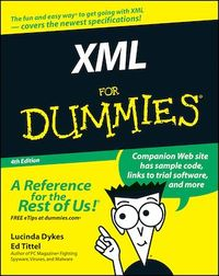 Vignette du livre XML For Dummies