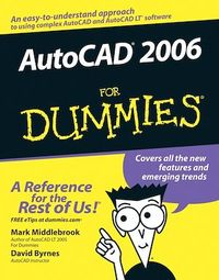 Vignette du livre AutoCAD 2006 For Dummies