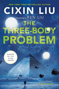 Vignette du livre The Three-Body Problem - Cixin Liu