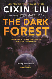 Vignette du livre The Dark Forest - Cixin Liu