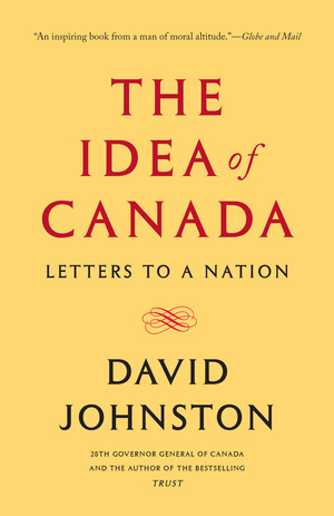 Vignette du livre The Idea of Canada