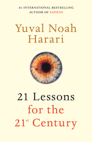 Vignette du livre 21 Lessons for the 21st Century