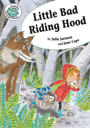 Vignette du livre Little Bad Riding Hood - Julia Jarman