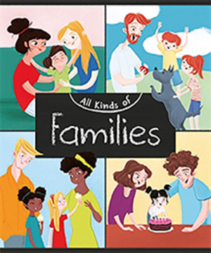 Vignette du livre All Kinds of Families