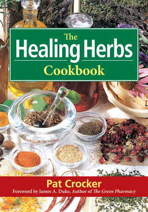 Vignette du livre The Healing Herbs Cookbook