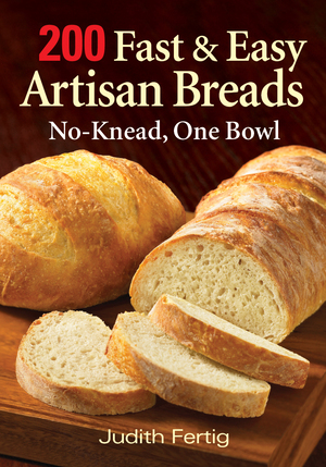 Vignette du livre 200 Fast and Easy Artisan Breads