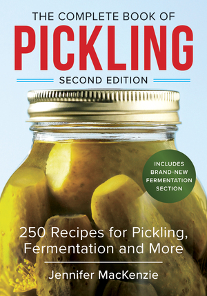 Vignette du livre The Complete Book of Pickling