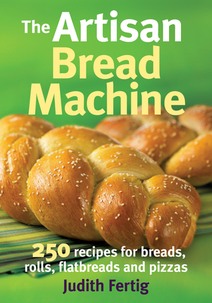 Vignette du livre The Artisan Bread Machine