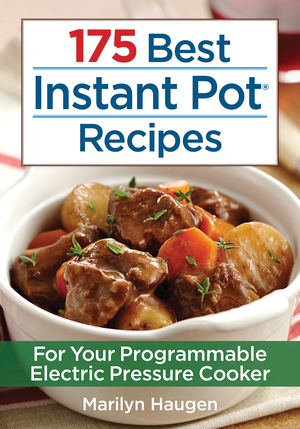 Vignette du livre 175 Best Instant Pot Recipes
