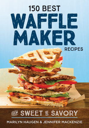 Vignette du livre 150 Best Waffle Maker Recipes