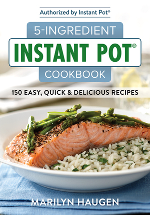 Vignette du livre 5-Ingredient Instant Pot Cookbook