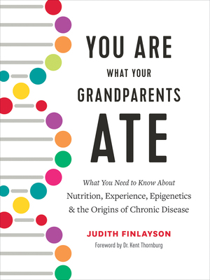 Vignette du livre You Are What Your Grandparents Ate