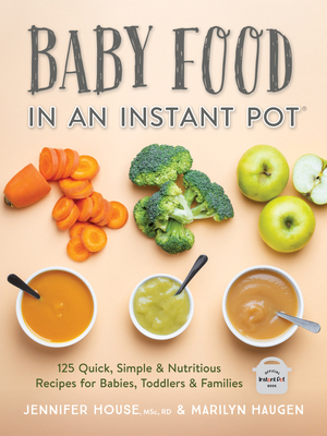 Vignette du livre Baby Food in an Instant Pot