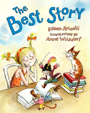 Vignette du livre The Best Story