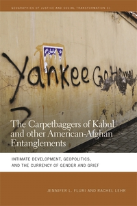 Vignette du livre The Carpetbaggers of Kabul and Other American-Afghan Entanglements