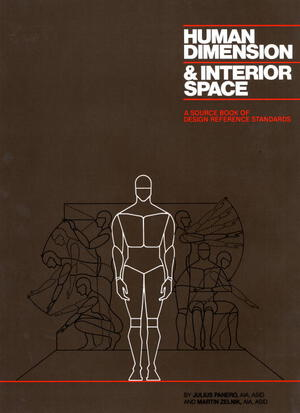 Vignette du livre Human Dimension and Interior Space