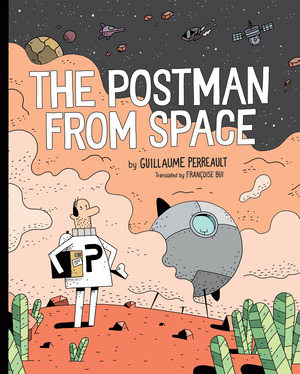 Vignette du livre The Postman From Space