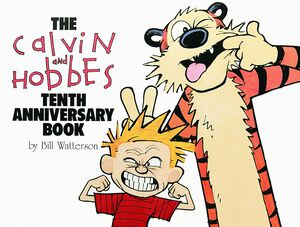Vignette du livre The Calvin and Hobbes Tenth Anniversary Book