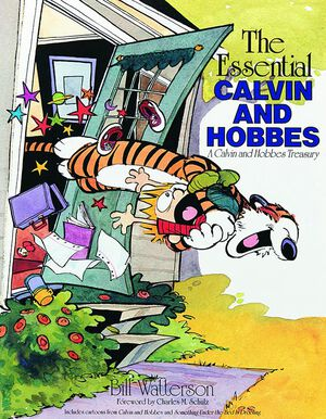 Vignette du livre The Essential Calvin and Hobbes