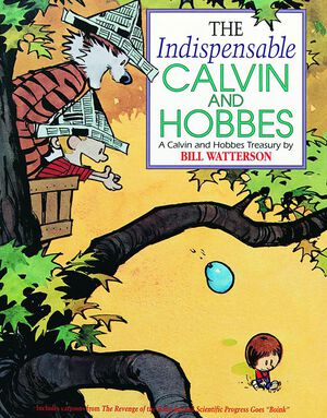 Vignette du livre The Indispensable Calvin and Hobbes