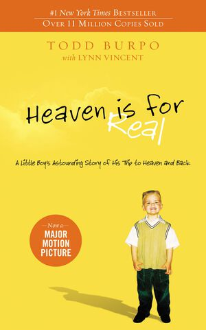 Vignette du livre Heaven is for Real