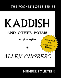 Vignette du livre Kaddish and Other Poems
