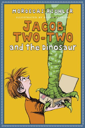 Vignette du livre Jacob Two-Two and the Dinosaur