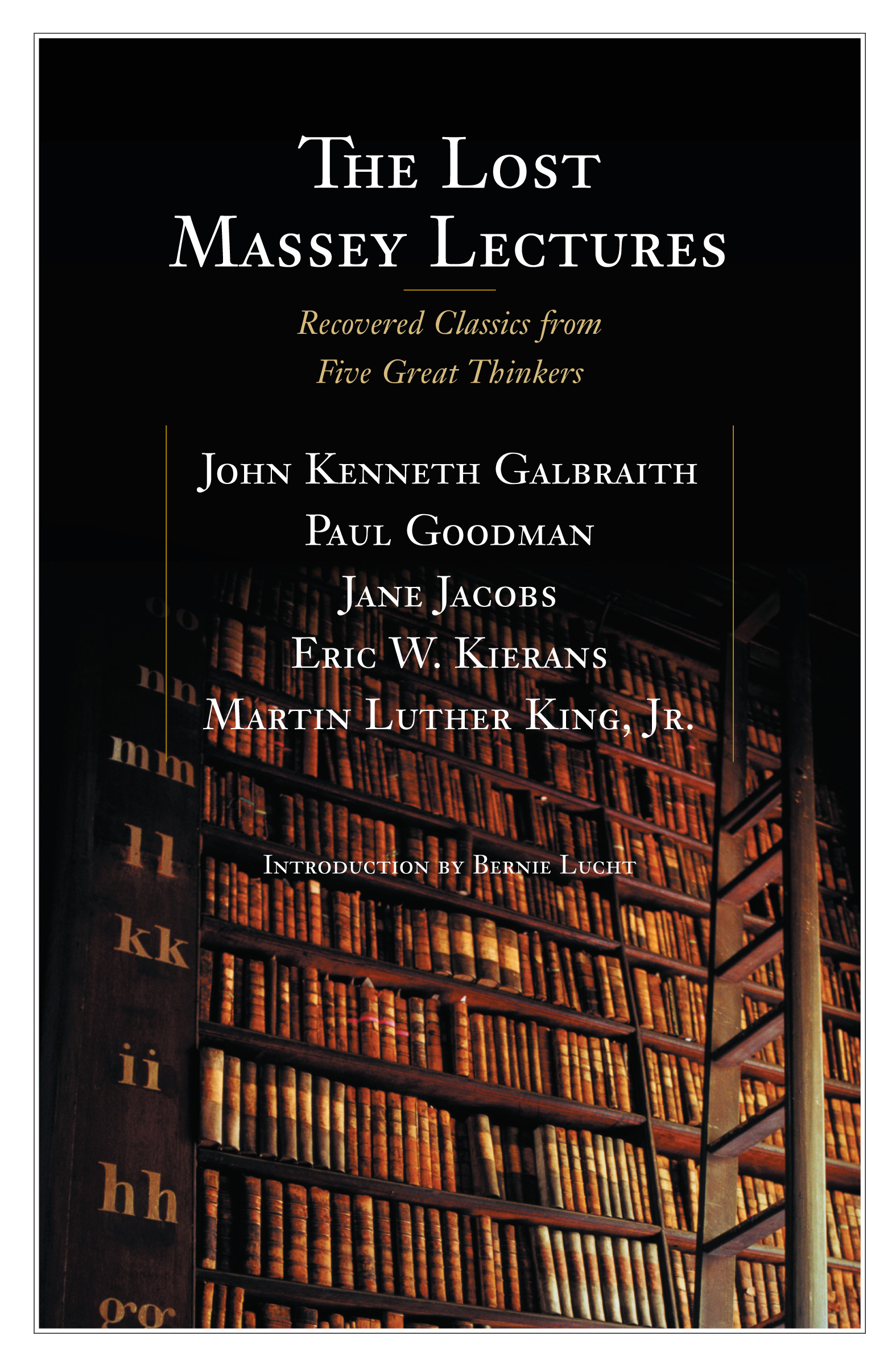 Vignette du livre The Lost Massey Lectures