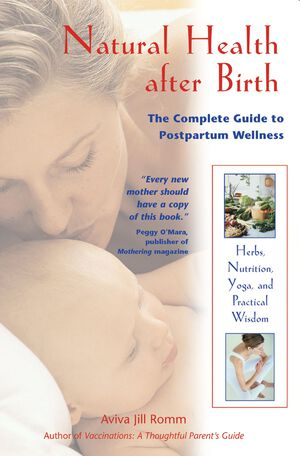 Vignette du livre Natural Health after Birth