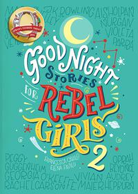 Vignette du livre Good Night Stories for Rebel Girls 2