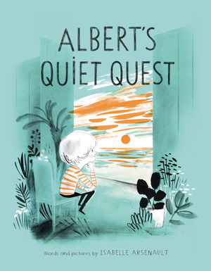Vignette du livre Albert's Quiet Quest