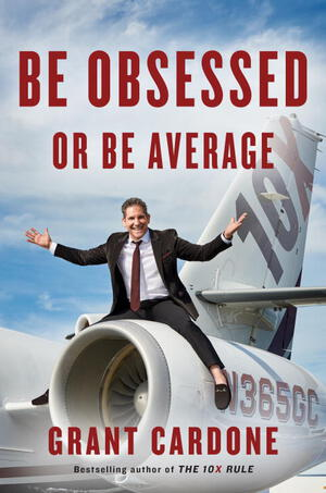 Vignette du livre Be Obsessed or Be Average