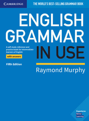 Vignette du livre English Grammar in Use: A Self-Study Reference and Practice Book
