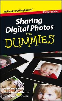 Vignette du livre Sharing Digital Photos For Dummies, Pocket Edition
