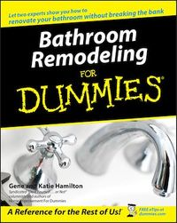 Vignette du livre Bathroom Remodeling For Dummies