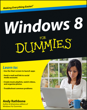 Vignette du livre Windows 8 For Dummies
