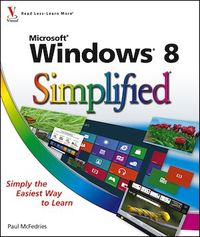 Vignette du livre Windows 8 Simplified