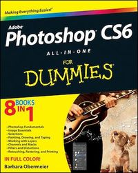 Vignette du livre Photoshop CS6 All-in-One For Dummies - Barbara Obermeier