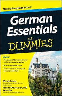 Vignette du livre German Essentials For Dummies