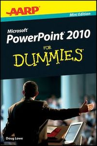 Vignette du livre AARP PowerPoint 2010 For Dummies