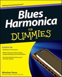 Vignette du livre Blues Harmonica For Dummies