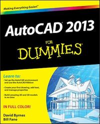 Vignette du livre AutoCAD 2013 For Dummies