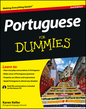 Vignette du livre Portuguese For Dummies
