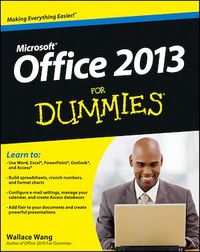 Vignette du livre Office 2013 For Dummies