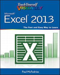 Vignette du livre Teach Yourself VISUALLY Excel 2013