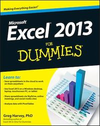 Vignette du livre Excel 2013 For Dummies