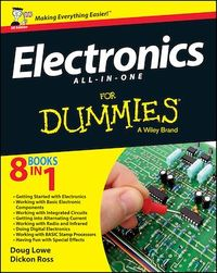 Vignette du livre Electronics All-in-One For Dummies - UK