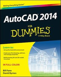 Vignette du livre AutoCAD 2014 For Dummies